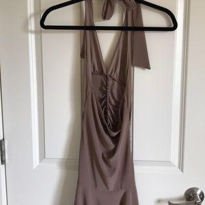 BCBGMaxAzria Dresses - Bcbg halter dress. S.